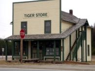 Tiger Historical Center / Museum