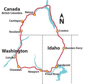WaCanId map